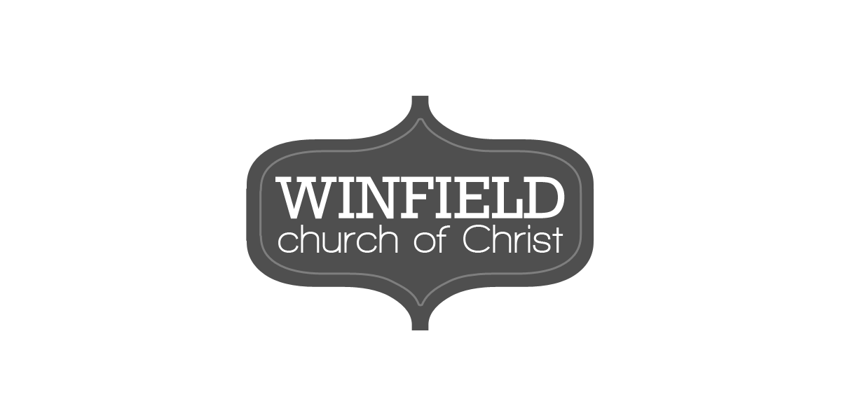 The Winfield church of Christ in Winfield, KS. Serving the Winfield community and the Lord.  How can the Winfield church of Christ help you?